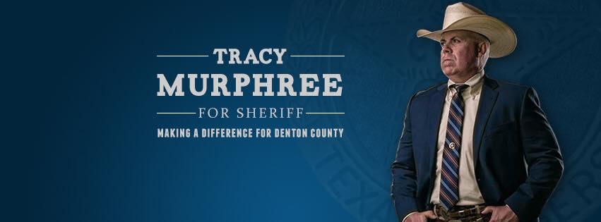 Tracy Murphree for Sheriff