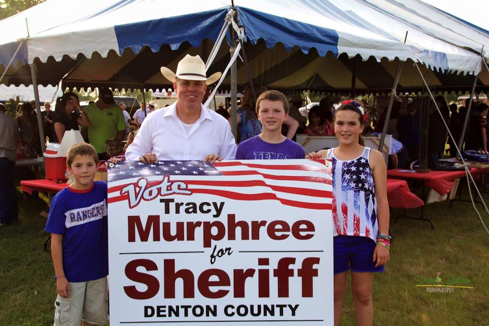 Proven Integrity, Tracy Murphree For Sheriff